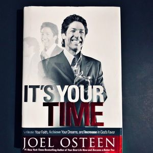 Joel Osteen - It's Your Time